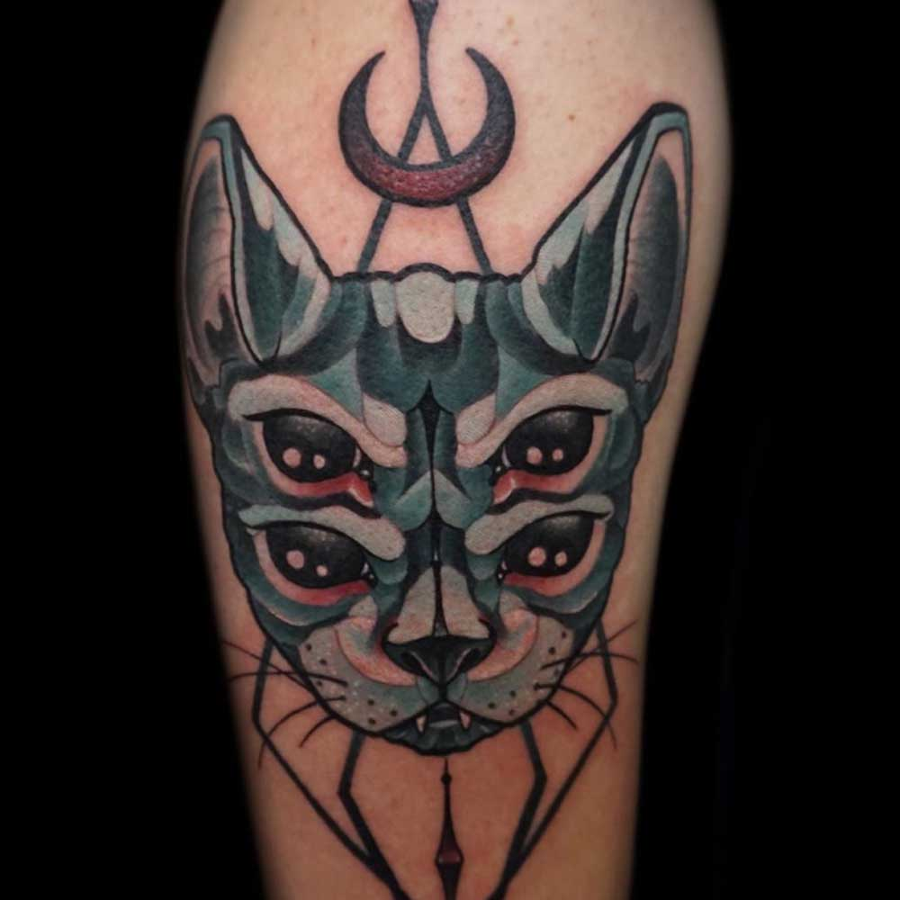 Vickan Tattoo