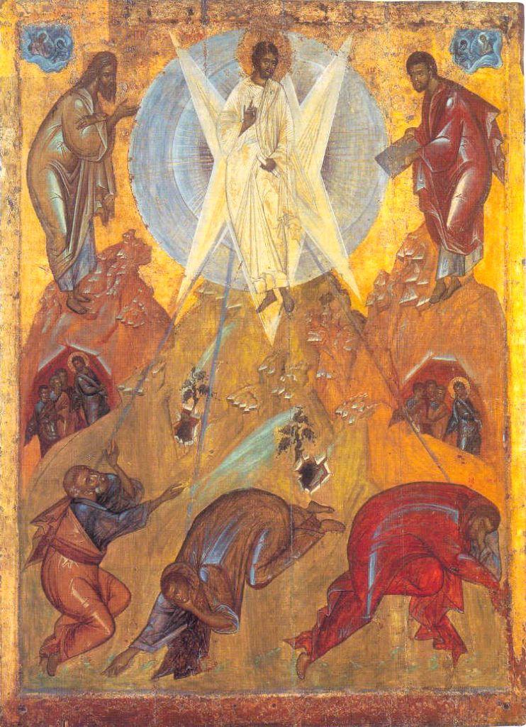 Theofanes de Griek Ikoon (late 14de Eeuw)