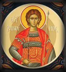 Heilige Fanourios