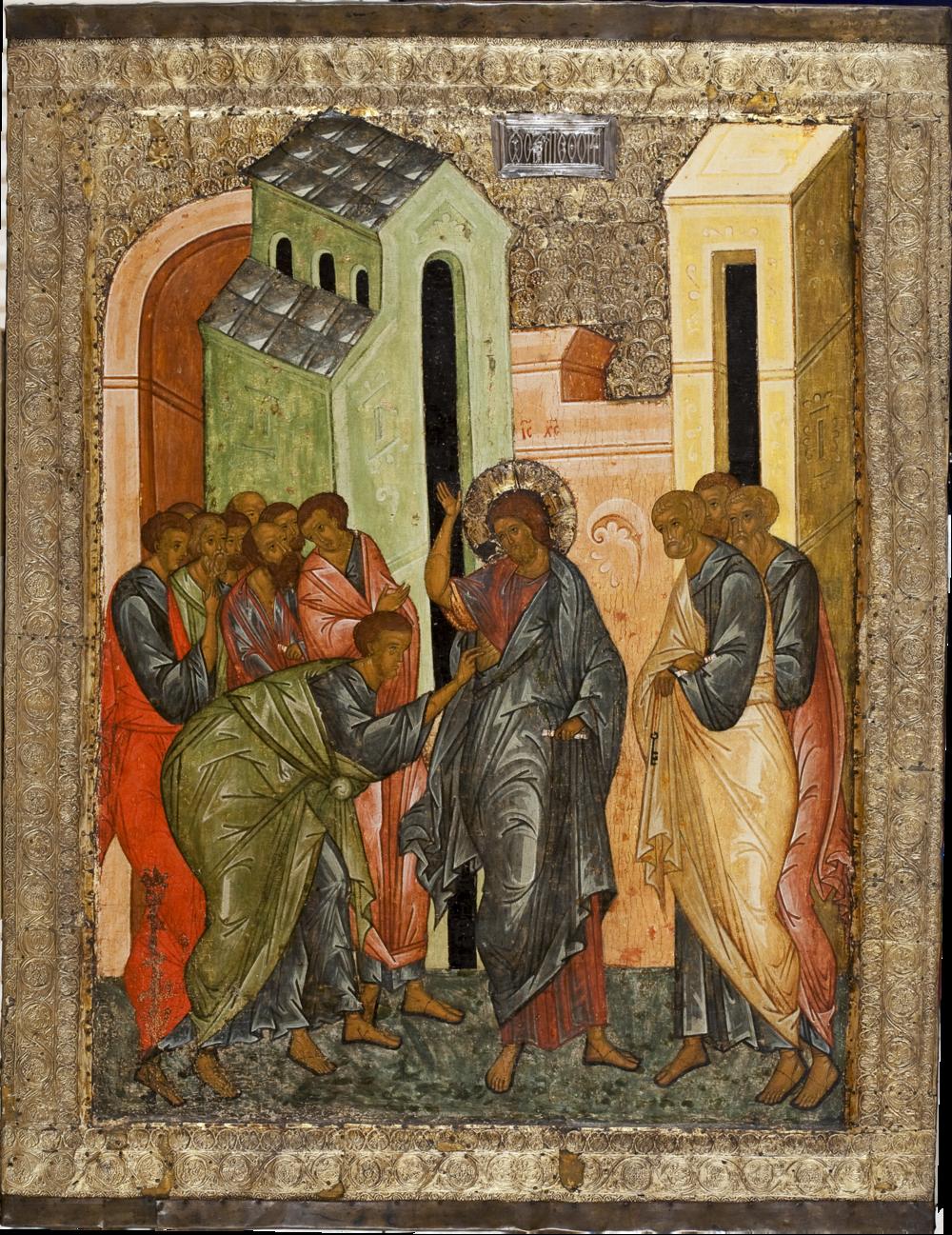 Iconenschilder Dionisy - late 15e E.