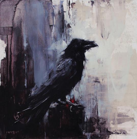 The Raven Waits