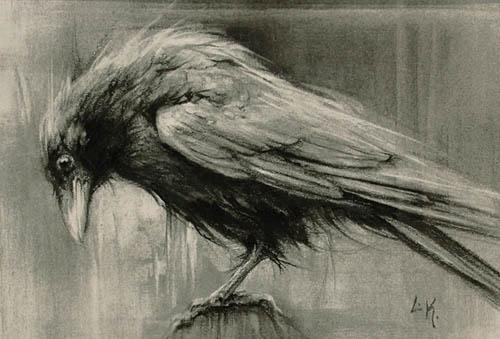 Raven Sits