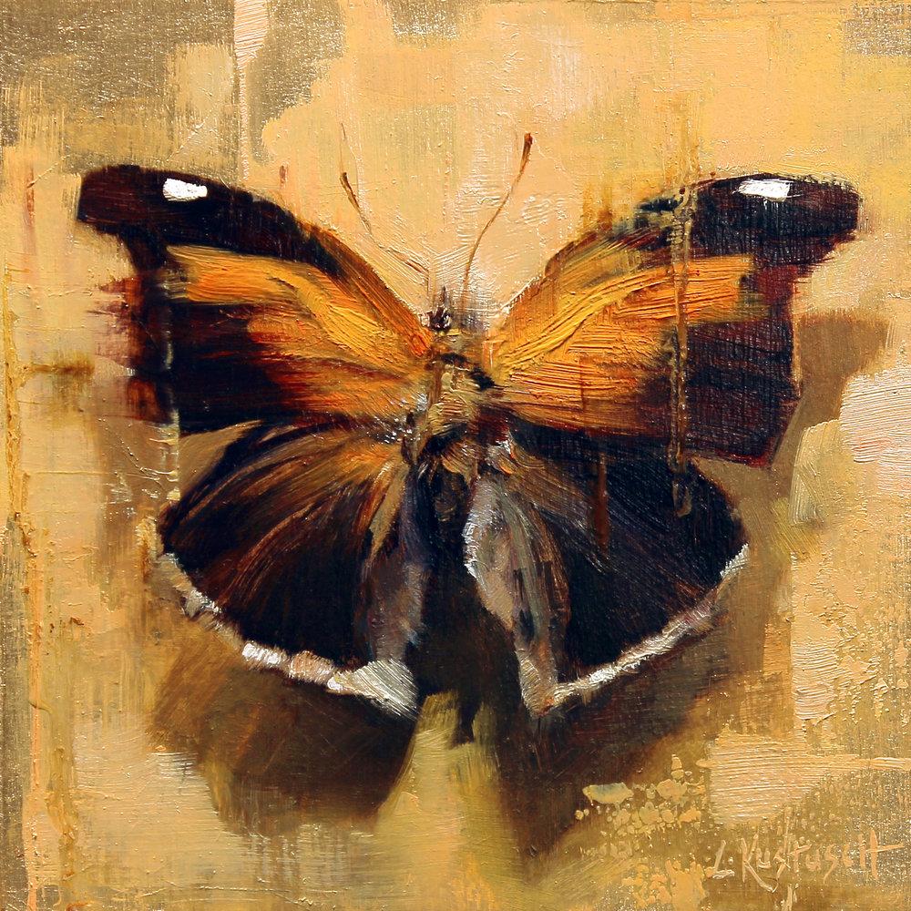 Papilionoidea on Gold