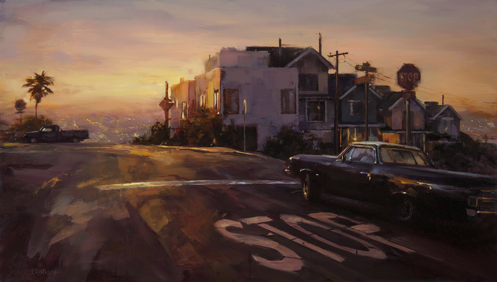 Morning in Dolores Heights