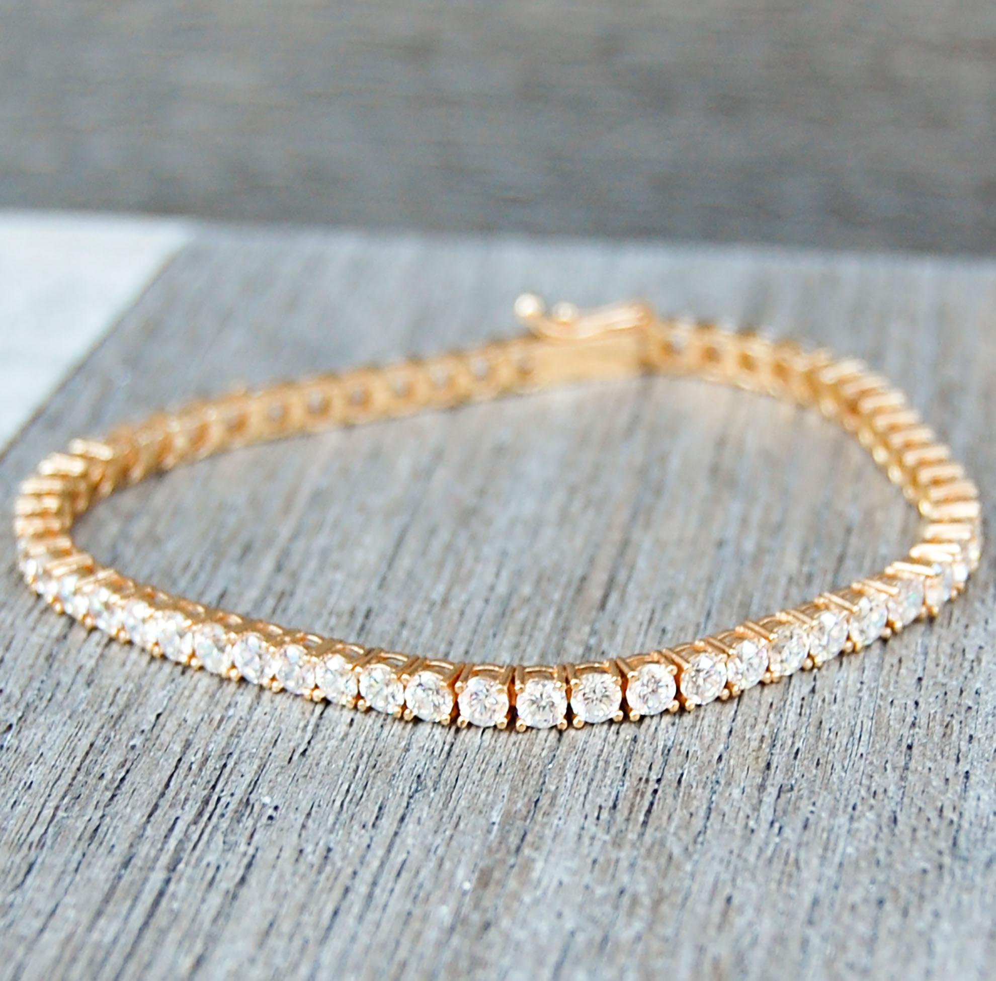 2839f6d8c86 Vintage Jewelry, Vintage Bracelets, Restored Gold and Silver Bracelets,  Vintage Diamonds.