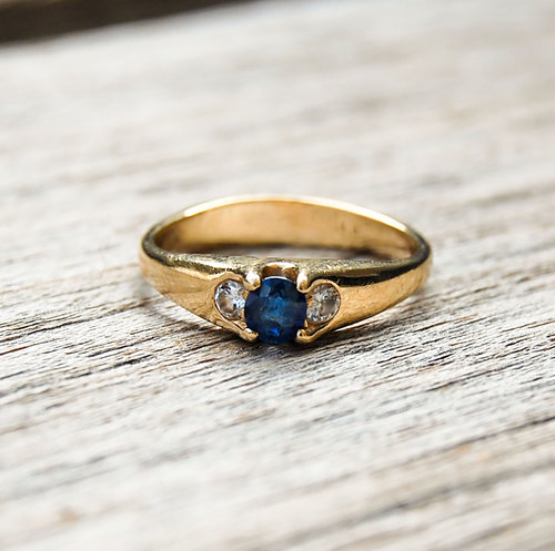 b0fb2875b Vintage Jewelry, Vintage Rings, Restored Gold and Silver Rings, Vintage  Diamonds ...
