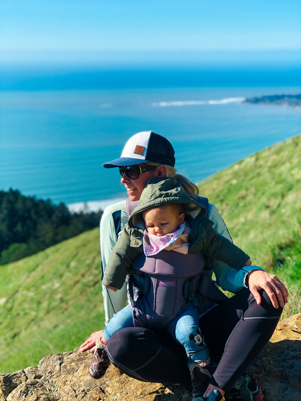 Mount Tamalpias Family Hike family time quality time travel summer hiking activity fit mom