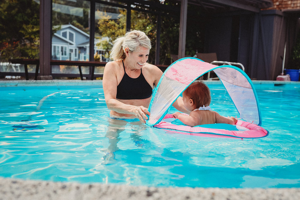 national swim day swimdays swim days family time bonding swimming lessons baby style fitness summer pool