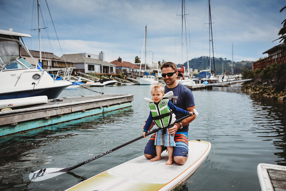 SUP paddleboard outdoor activity water nature family time quality time father and son watersports toddler cute fun18.jpg