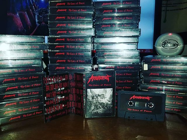 These are moving fast, dm if you want one, not putting them on bandcamp, super limited run. 8 bucks plus shipping. #lawsofpower #tapes #cassettes #limitedrun