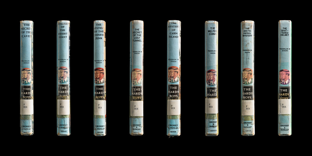 Multiple Spines, Hardy Boys