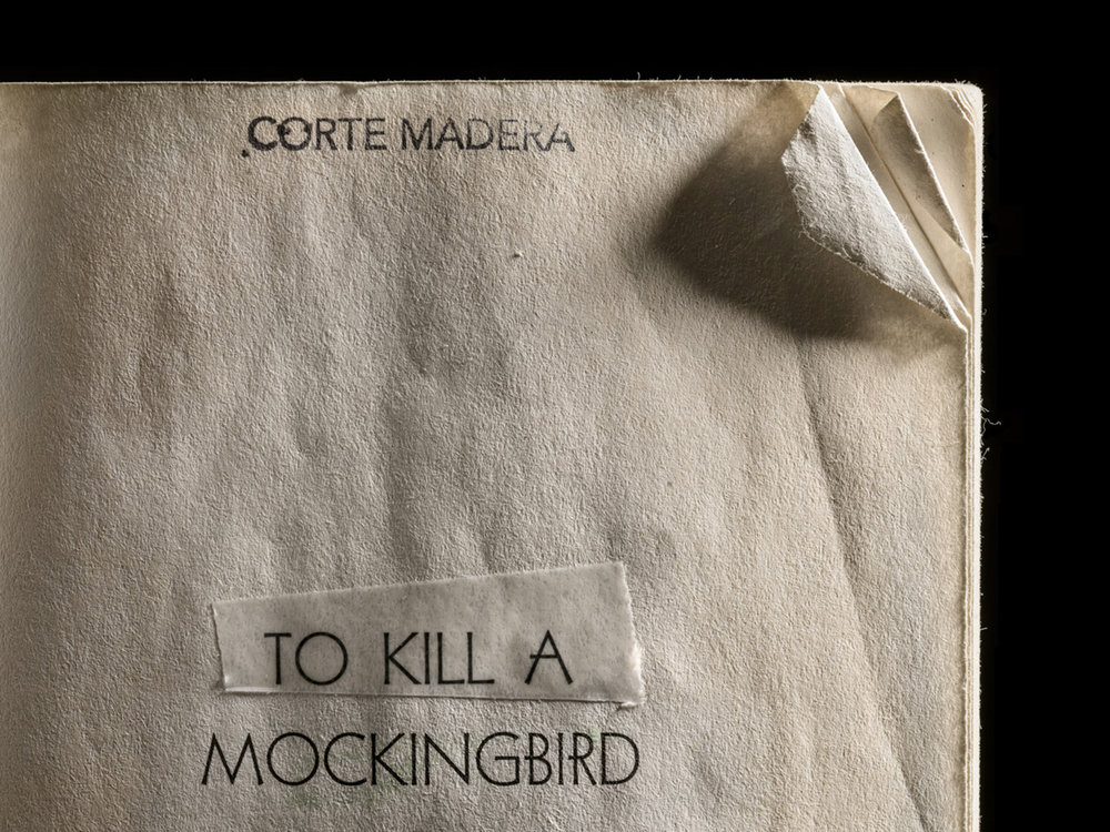 To Kill a Mockingbird, Dog Earred Corner
