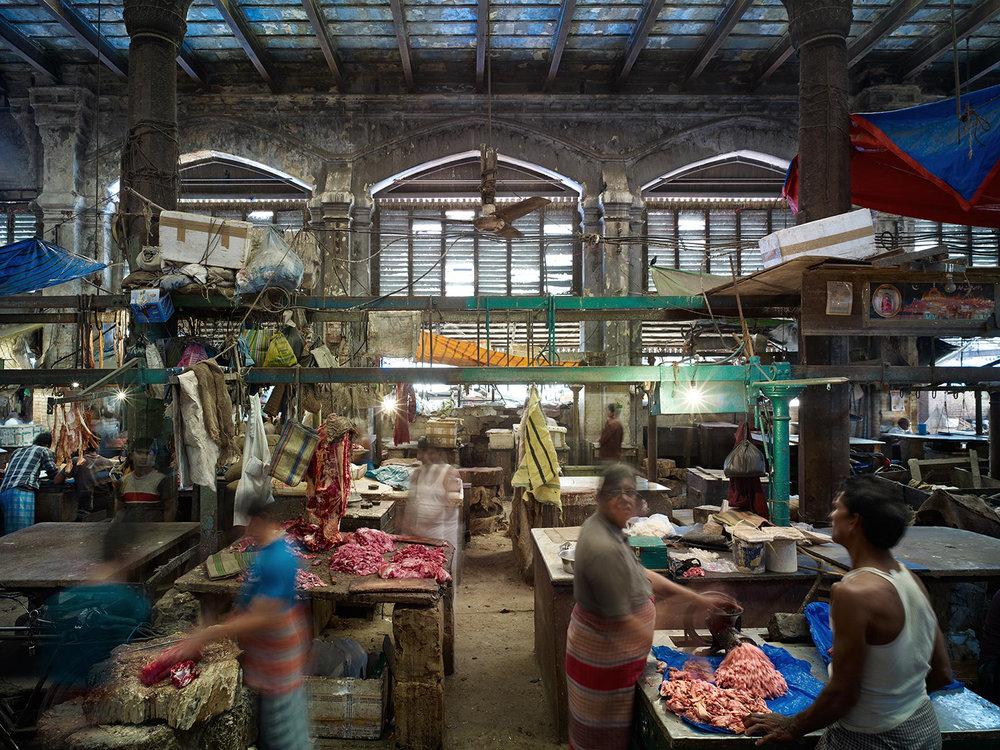 Hogg Street Market #2, Kolkata, India