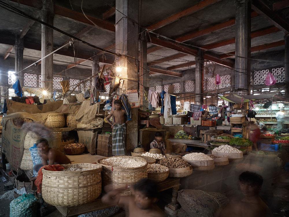 Hogg Street Market #8, Kolkata, India