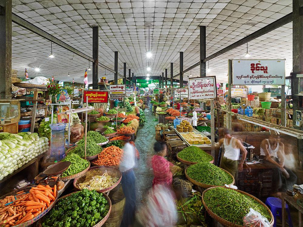 Thiri Mingalar Market, Yangon