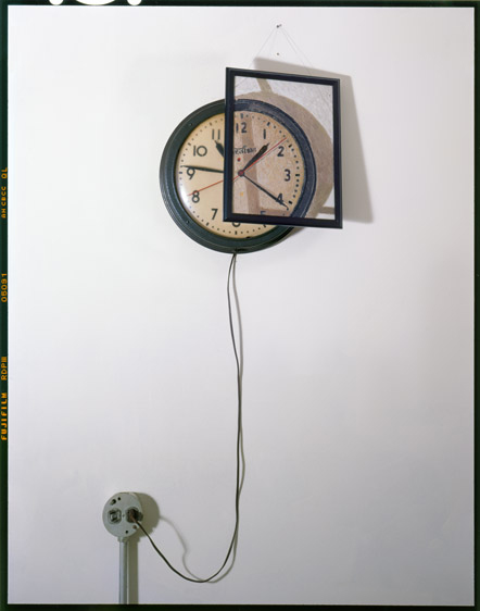 Studio Physics, Clock