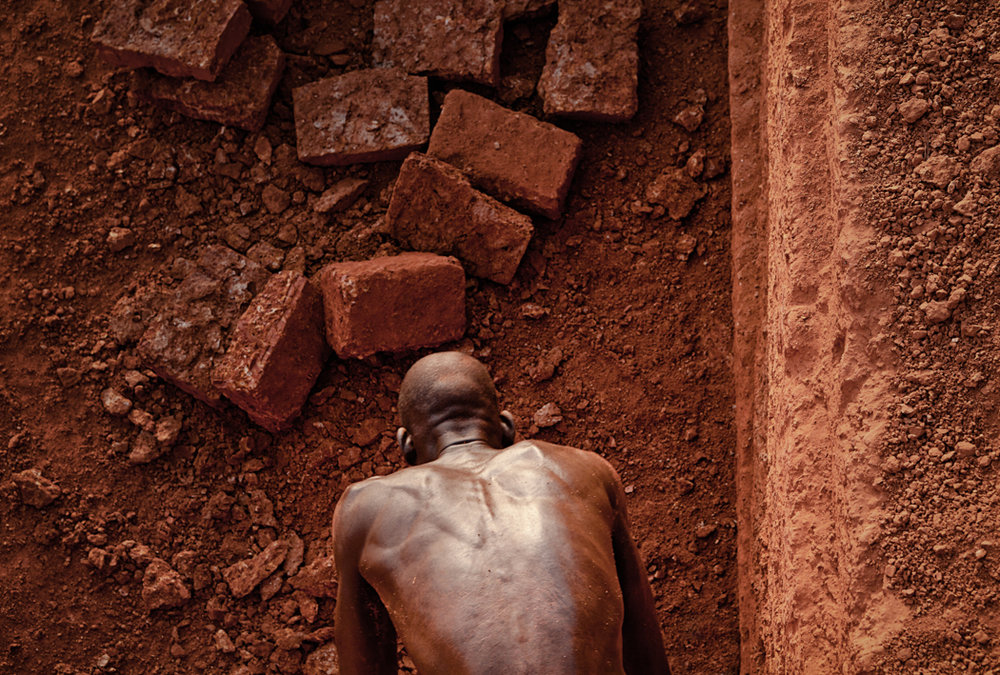 David Pace, Karaba Brick Quarry, 2013