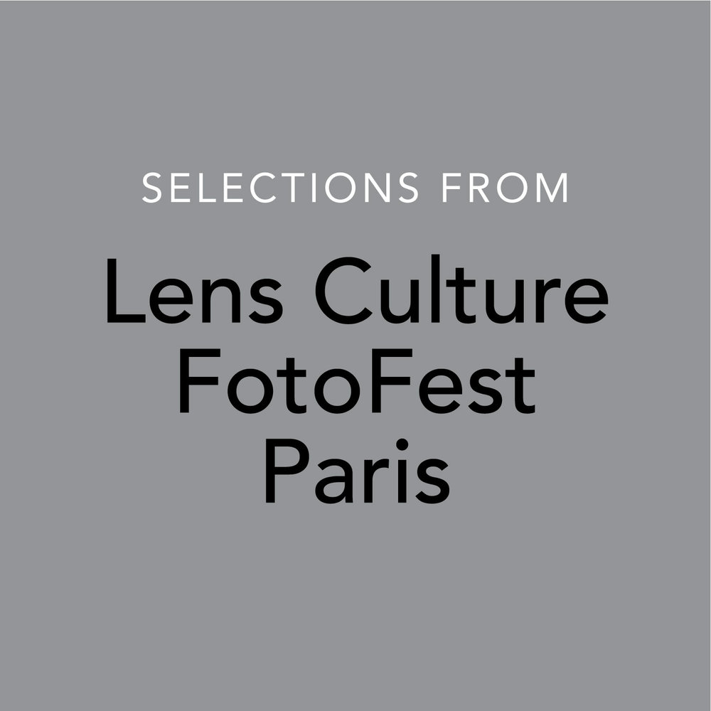 Selections from Lens Culture FotoFest Paris, 2011