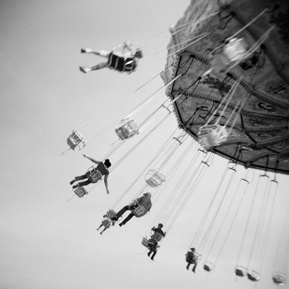 Swing Ride at the Big E