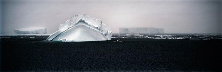 Children of B15A II, Ross Sea