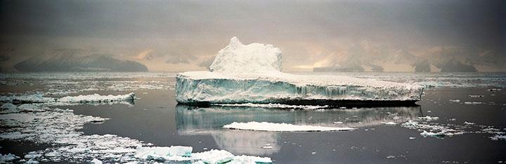 Crumbling Iceberg I, Cape Adare