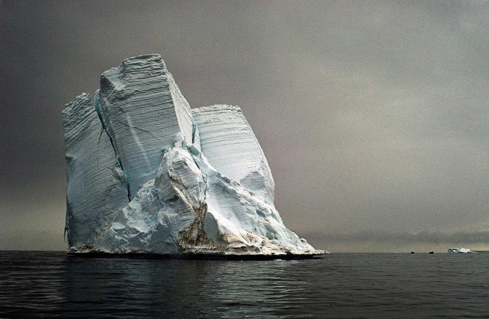 Stranded Iceberg, Cape Bird III