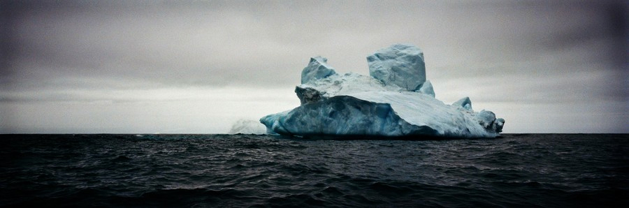 Giant Non-Tabular Iceberg