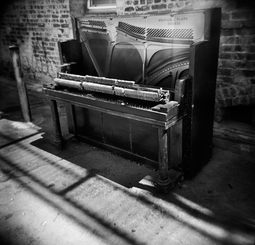 Le Vieux Piano