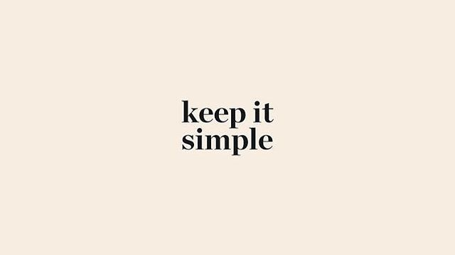 Hey Ambassadors 👋🏼 we're gonna let you in on a little secret.... want to know our biggest tip when coming up with content? Just #keepitsimple 🌟 ⠀ ⠀ Let us know in the comments if you want a new blog post all about how to create cool and engaging content! ✍🏽