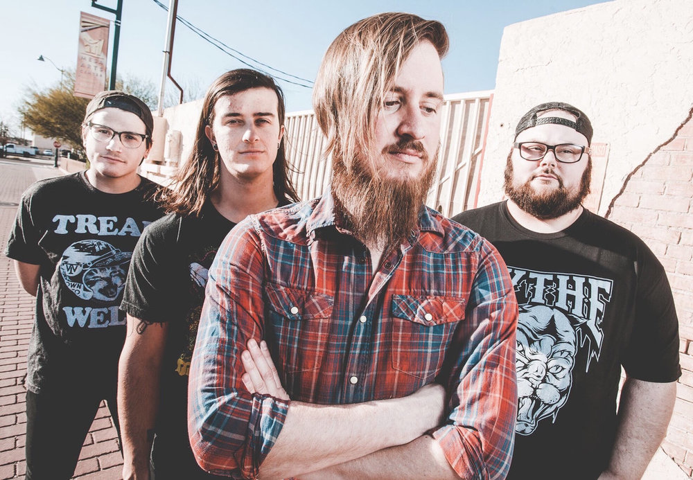 Brandon Kellum- Vocals,Corey Skowronski- Guitar,Steven Mandell- Bass Mitch Hosier- Drums