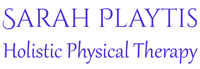Sarah Playtis Holistic Physical Therapy