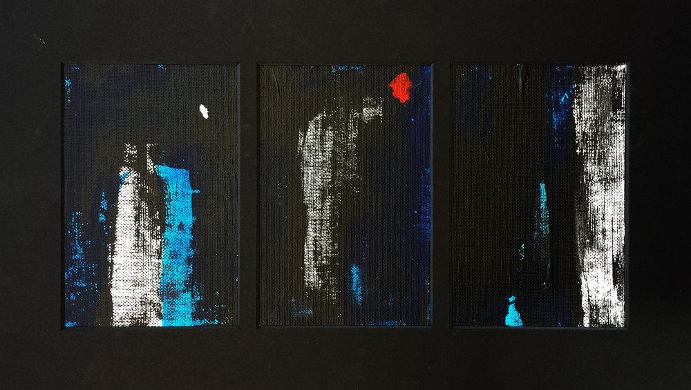 Moonlight Triptych