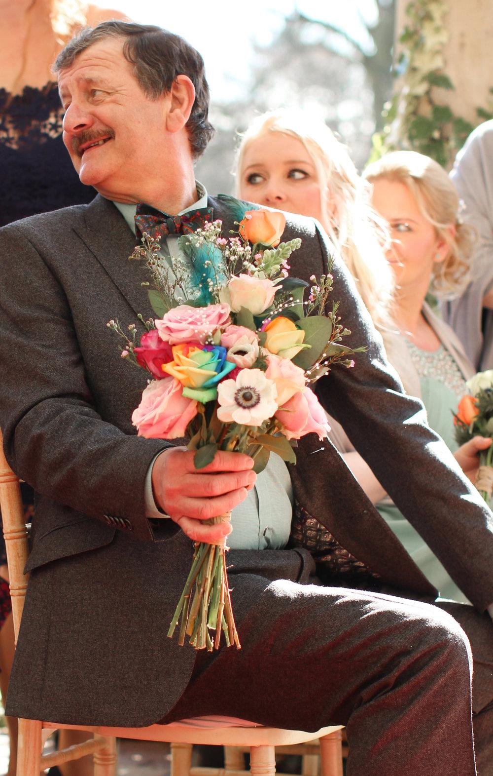 Father of the bride Harrogate