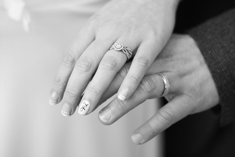 Wedding rings harrogate