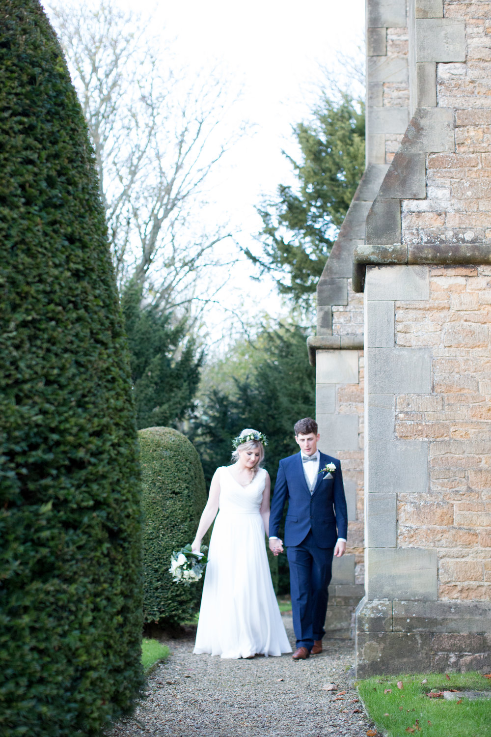 Wykeham Church Winter Wedding