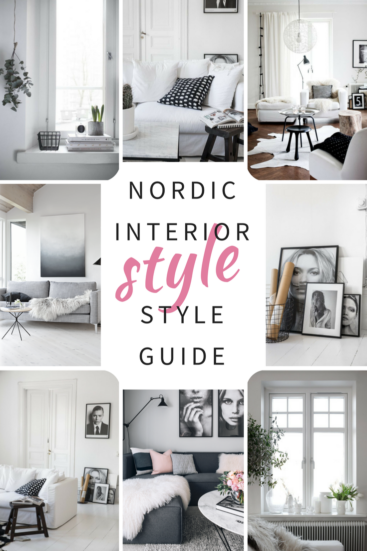 Nordic Interior Style Guide + BONUS - The Complete Guide to your Nordic bedroom