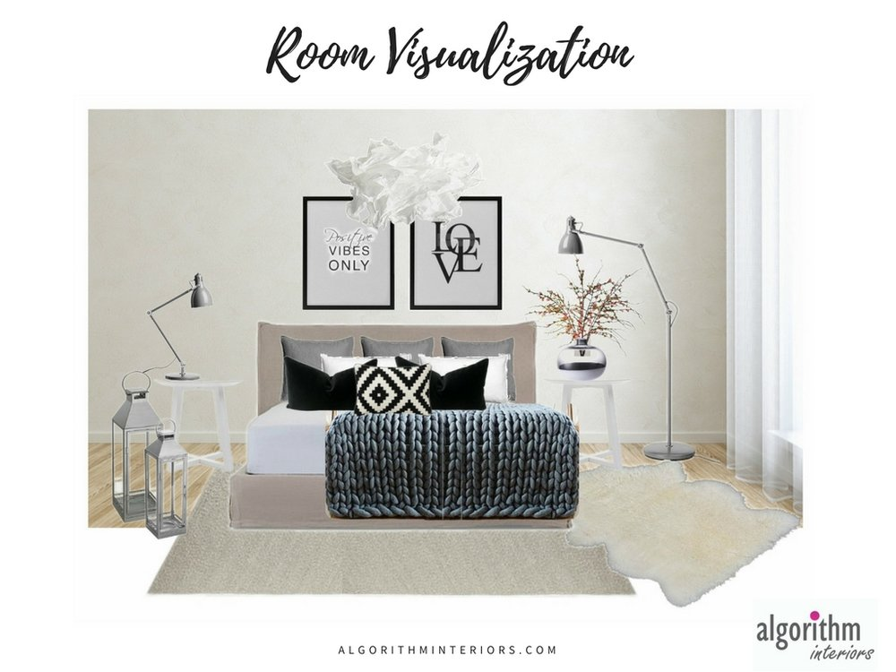 Room Visualisation  - You can see it!