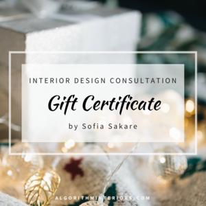 Certificate Of Interior Design algorithm interiors