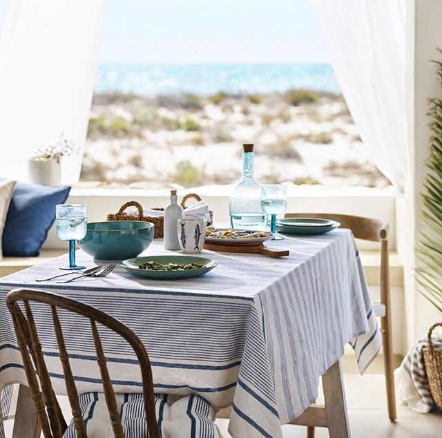 H&M Home - you know what I need! If you haven't checked @hmhome store - you should do it right now. Beautiful ceramics, natural fabric, affordable prices - everthing you need for the chic #summerliving ⠀ .⠀ photo inspiration from @hmhome ⠀ .⠀ .⠀ .⠀ .⠀ .⠀ .⠀ #hmhome #summervibes🌞 #dinnerwithaview ⠀ #sofiasakare #interiorstylist #edesign #onlineinteriordesign #virtualinteriordesign #homestyling #homedecor #interiordecorator #moderndecor #interiordesigninspiration #designlovers #designlife #designinspo #interiorstyle #interiorlovers #summerhome #sofloliving #bocaratonliving