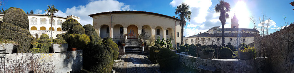 The Pharmacy and its Italian Garden