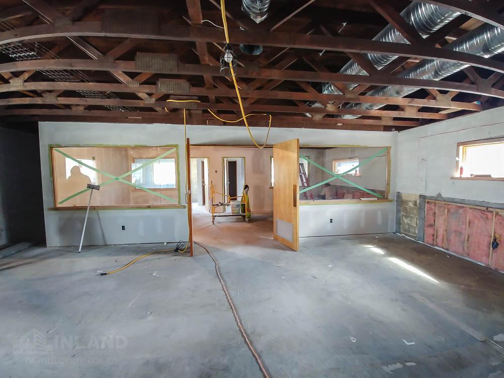 Plans Room Entrance