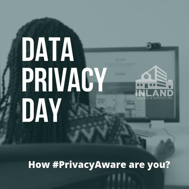 It's #DataPrivacyDay and at Inland Control & Services we want to help you get more #PrivacyAware. We created a whole Story on some simple tips and tricks you can use to make sure your data stays private. Let us know in the comments if you have other suggestions/ tips on how to secure your data online! #DPD2019 . . . . . . . . .  #hvac #buildingautomation #automation #automationsolution #hvac #hvactech #hvactechnician #electrical #refrigeration #lighting #secruity #automatic #graphics #enteliweb #deltacontrols #hvacservice #networking #IT #inlandcontrolsandservices #inlandcontrols #inlandpg #princegeorgebusiness #princegeorgebc #dataprivacy #securenetwork #takeonpg #princegeorge