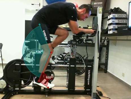 Bike fit by Marc Picrit @ UrbanTri Stockel
