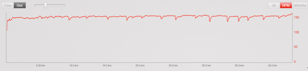 Frankfurt Marathon 2015 - 3h27