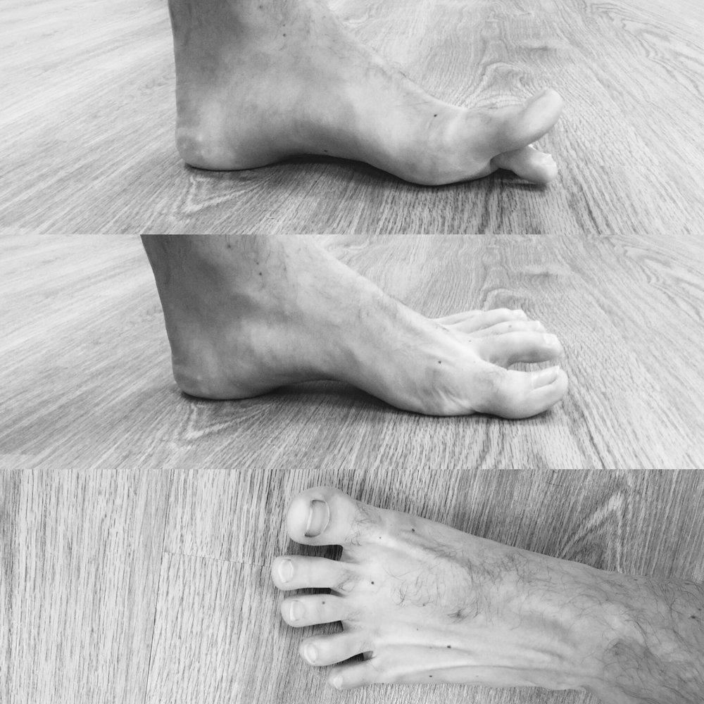 Toe Yoga - Portland Chiropractor