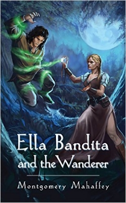 Dark Sexy Fantasy Ella Bandita and the Wanderer