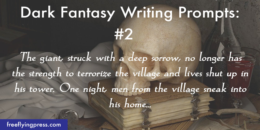 dark fantasy writing prompts