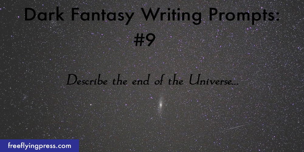 dark fantasy writing prompt