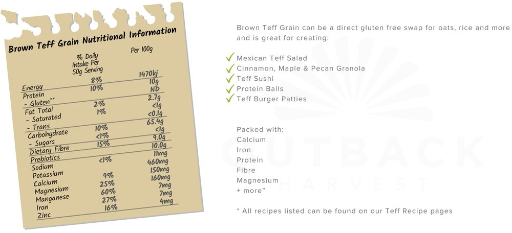 Brown+Teff+Grain+Gluten+Free+Superfood