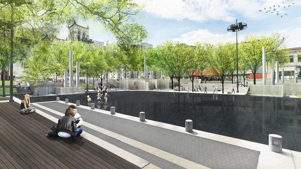 Peavey Plaza Raised Basin_Main Fountain View.jpg